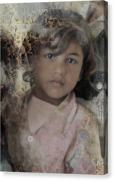 Childlike Faith Canvas Print
