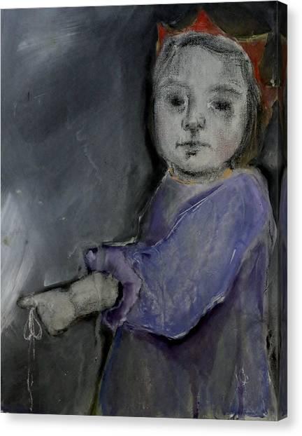 Childsdancer #3 Canvas Print