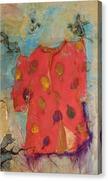 Childsdancer #6 Canvas Print