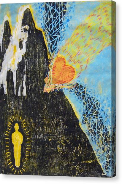 Chisel Canvas Print