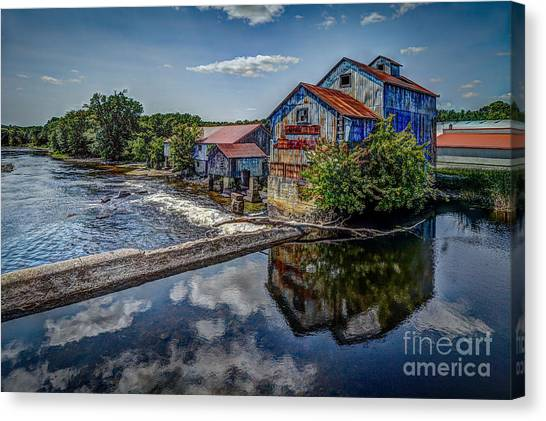 Chisolm's Mills Canvas Print