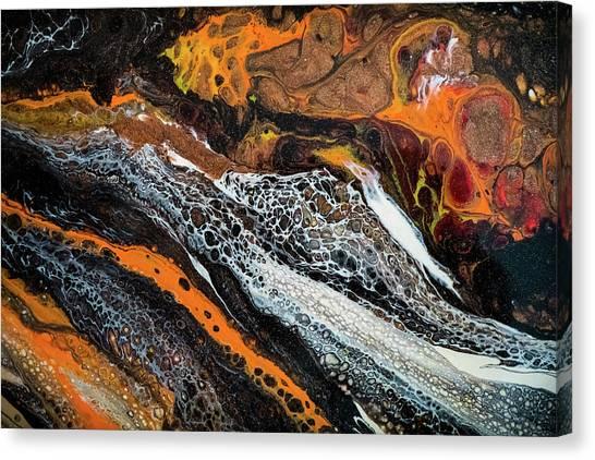 Chobezzo Abstract Series 1 Canvas Print