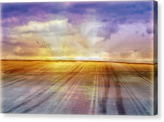 Canvas Print - Choices by Holly Kempe