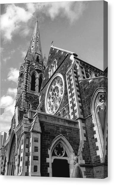 Christchurch Cathedral Canvas Print