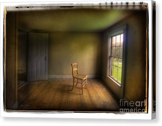 Christina's Room Canvas Print