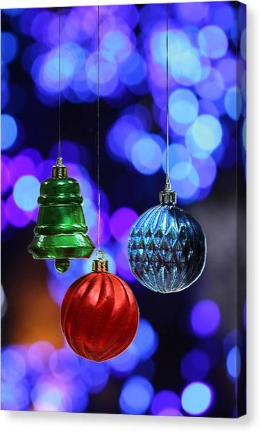 Christmas Sparkle Canvas Print