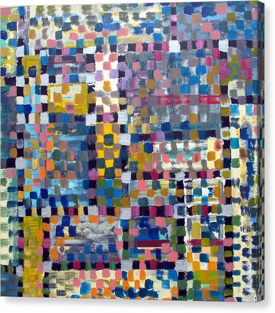 Chromatic Indulgence Canvas Print