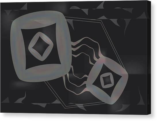 Chromoid Canvas Print