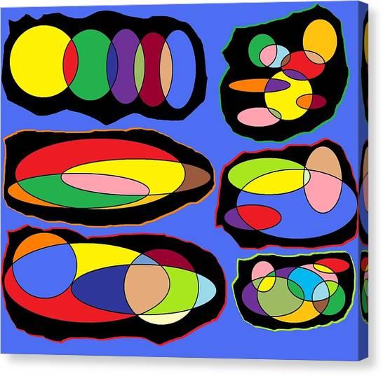 Chromosones Canvas Print by Justin West
