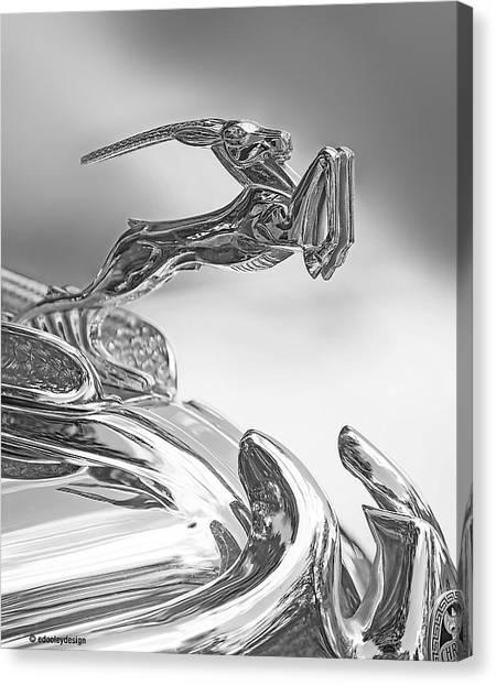 Chrysler Gazelle Canvas Print