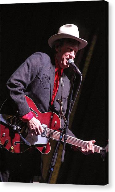Chuck Mead Canvas Print