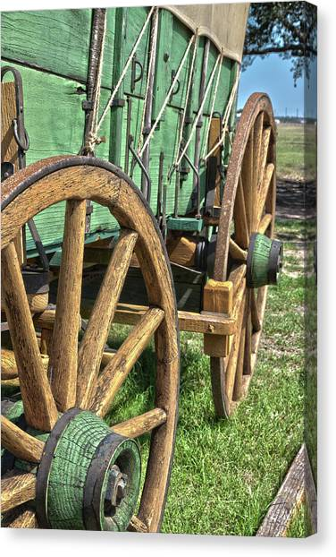 Chuck Wagon3 Canvas Print