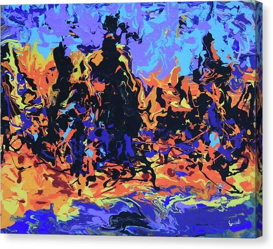 Cibola Canvas Print