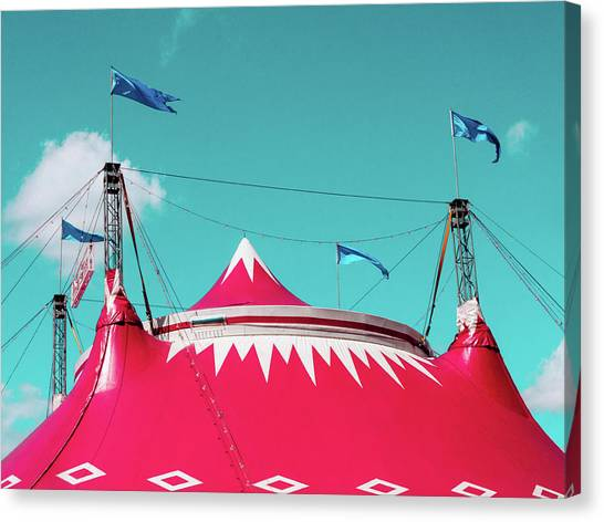 Circus Canvas Print by Dylan Murphy