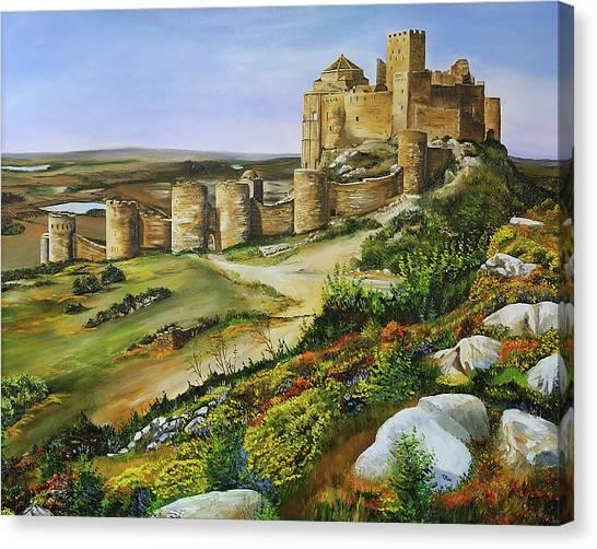 Citadel Canvas Print