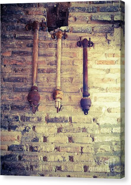 Clappers Canvas Print