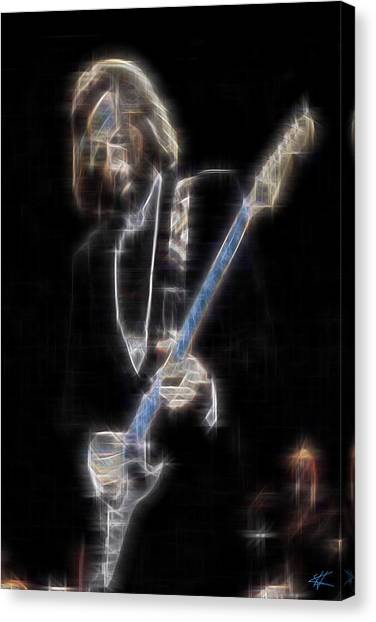 Clapton Canvas Print