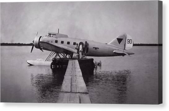 Clark Ga-43 Canvas Print