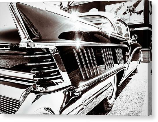 Classic Buick IIi Canvas Print