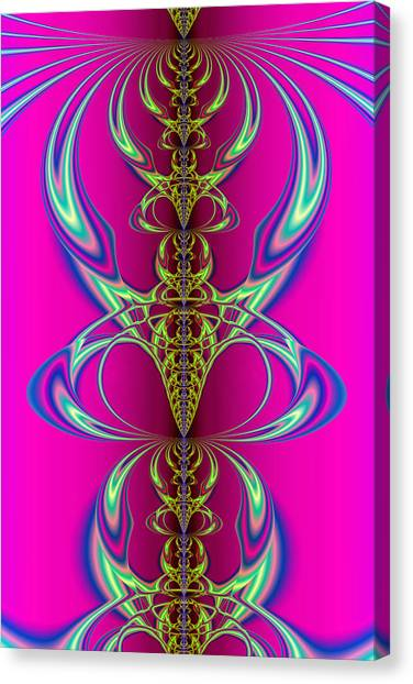 Claws Canvas Print by Frederic Durville
