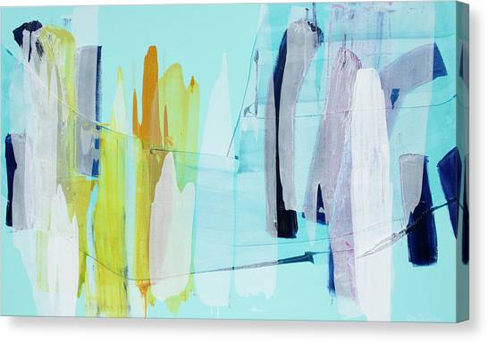 Canvas Print - Clear As Day by Claire Desjardins