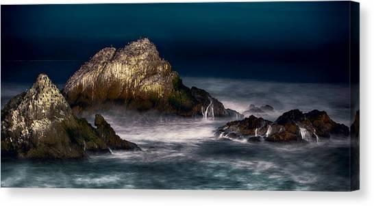 Cliff House San Francisco Seal Rock Canvas Print
