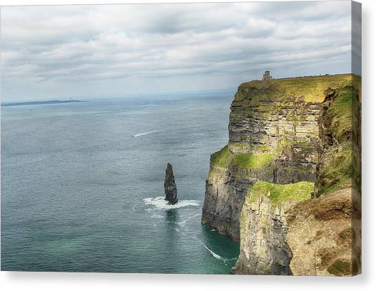 Cliffs Of Moher 3 Canvas Print