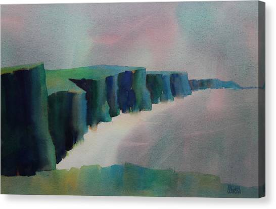 Cliffs Of Moher  Ireland Canvas Print