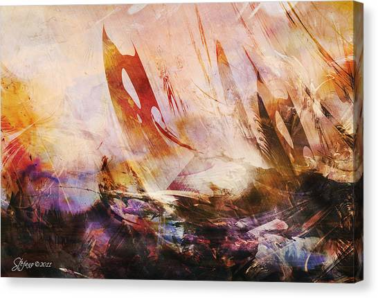 Close Reach Canvas Print