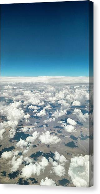 Cloud #9 Canvas Print