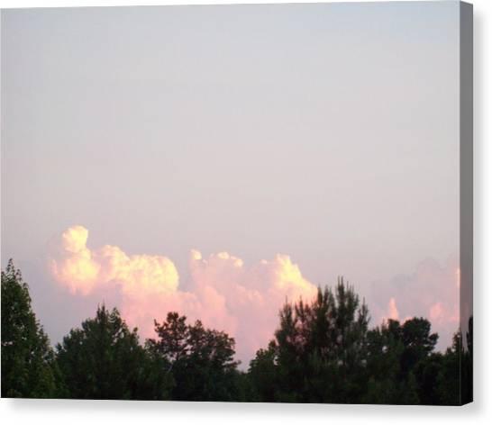 Cloud 99 Canvas Print