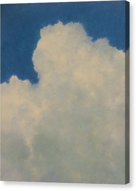 Clouds Illusions Canvas Print by Gary Kaemmer