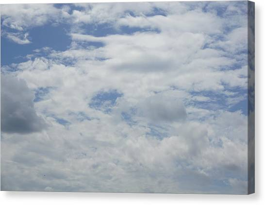Clouds Photo IIi Canvas Print