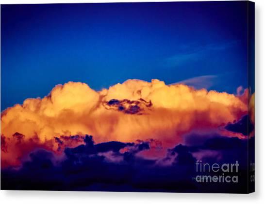 Clouds Vi Canvas Print
