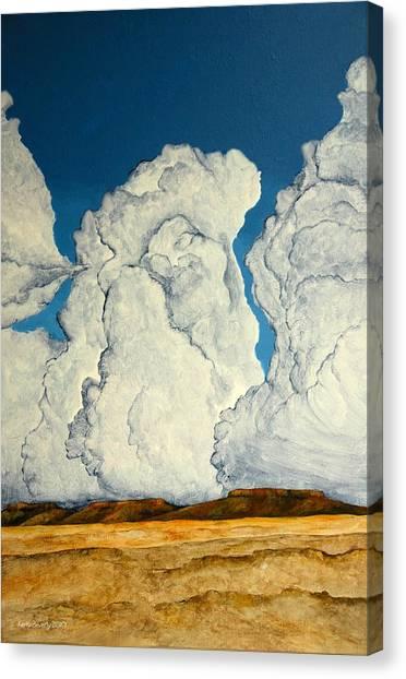 Cloudscape A Canvas Print