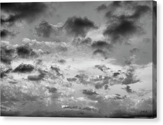 Cloudscape No. 5 Canvas Print
