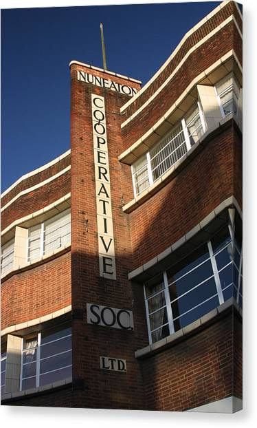 Co Op 2 Canvas Print by Jez C Self