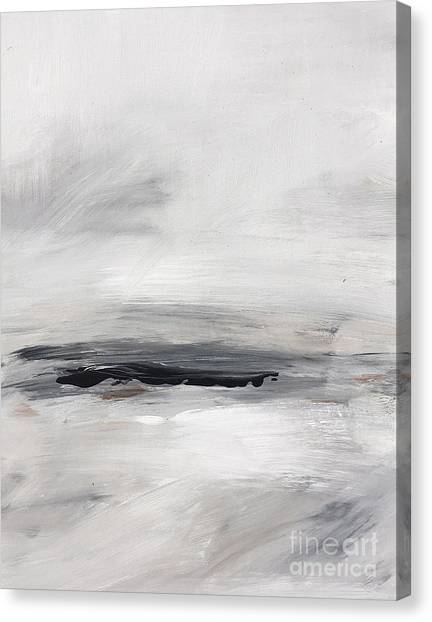 Coast #12 Canvas Print