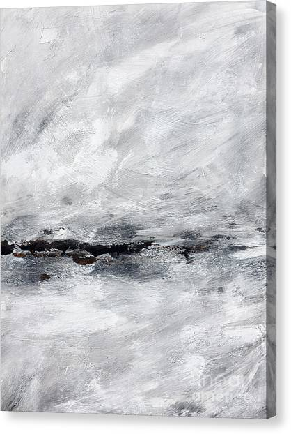 Coast #13 Canvas Print