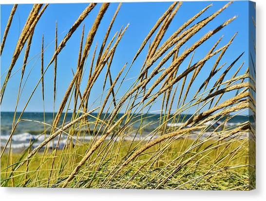 Coastal Relaxation Canvas Print
