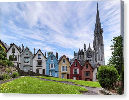 Europa Canvas Print - Cobh - Ireland by Joana Kruse