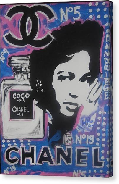 Coco Dandridge Canvas Print