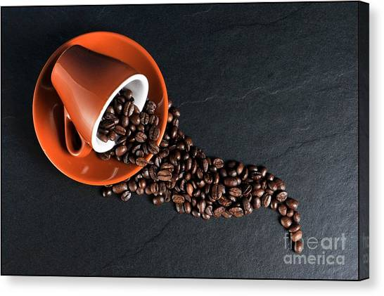 Coffee #2 Canvas Print