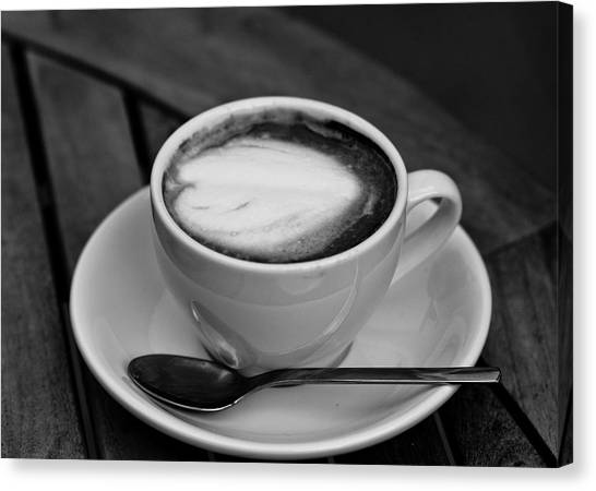 Coffee 4 Canvas Print by Edward Myers