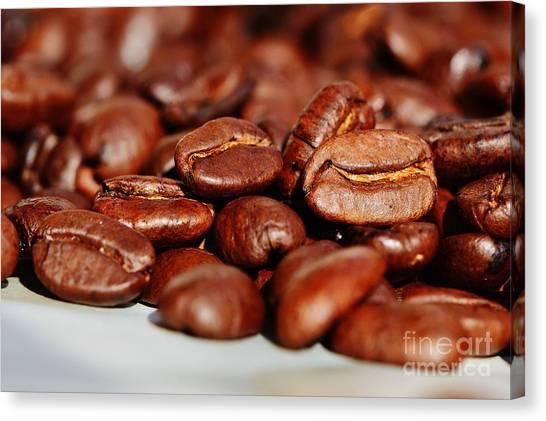 Coffee #6  Canvas Print