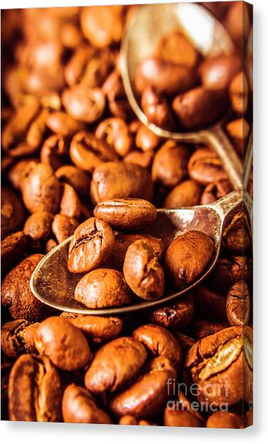 Bistros Canvas Print - Coffee Hospitality by Jorgo Photography - Wall Art Gallery