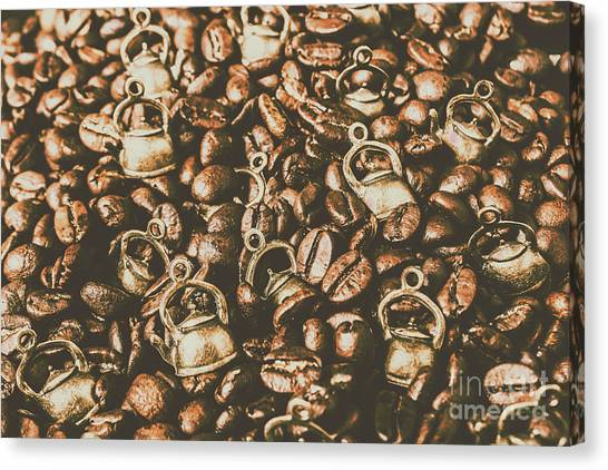 Coffee Shops Canvas Print - Coffeehouse Roast by Jorgo Photography - Wall Art Gallery