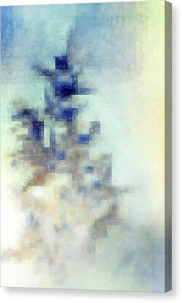 Bases Canvas Print - Cold by Scott Norris