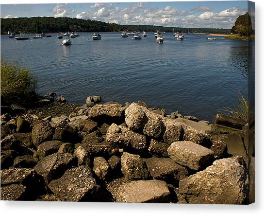 Cold Spring Harbor Canvas Print