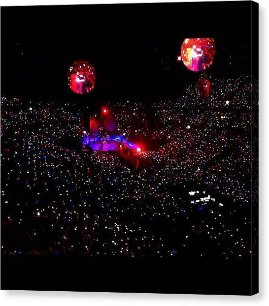 Bands Canvas Print - 💢coldplay Was Amazing!💢 #music by Anthony  Bates